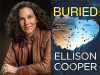 Ellison Cooper author photo and Buried cover image