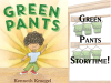 Green Pants cover image & storytime announcement