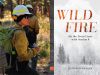 Heather Hansen author photo and Wild Fire cover image