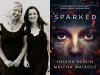 Author photos and cover image for Sparked