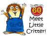 Little Critter and I can Read! Anniversary logo