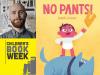 Children's Book Week: No Pants! Book Cover