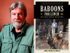 James Michael Dorsey author photo and Baboons for Lunch cover image