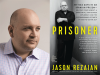 Jason Rezaian author photo and Prisoner cover image