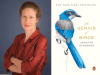 Jennifer Ackerman author photo and The Genius of Birds cover image
