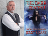 Jerry Knaak author photo and The Dark Descent cover image
