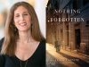 Jessica Levine author photo and Nothing Forgotten cover image