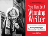 Joan Gelfand author photo and You Can Be a Winning Writer cover image