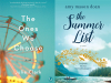 Cover images for The Ones We Choose and The SUmmer List