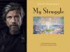 Karl Ove Knausgaard author photo and My Struggle #6 cover image