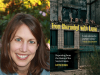 Katya Cengel author photo and From Chernobyl with Love cover image