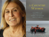 Kim Malcolm author photo and A Country Within cover image