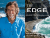 Kim Steinhardt author photo and The Edge cover image