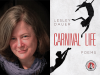 Lesley Dauer author photo and Carnival Life cover image