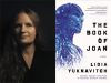 Lidia Yuknavitch author photo and The Book of Joan cover image