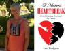 Lori Hodgson author photo and A Mother's Heartbreak cover image