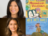 Author and cover images for Margaret Chiu Greanias and Christy Mihaly