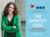 Maria Ross author photo and The Empathy Edge cover image