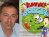 Matt Richtel author photo and Runaway Booger cover image