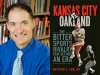 Matthew C. Ehrlich author photo and Kansas City vs Oakland cover image