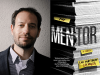 Lee Matthew Goldberg author photo and The Mentor cover image