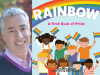 Michael Genhart author photo and Rainbow cover image