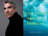 Michael Mazza author photo and That Crazy Perfect Someday cover image