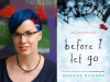 Marieke Nijkamp author photo and Before I Let Go cover image