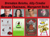 Author and cover images for Breandan Reichs, Ally Condie, Soman Chainani, Margaret Stohl