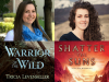 Author and cropped cover images for Tricia Levenseller and Caitlin Sangster