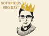 Notorious RBG Day image