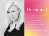 Martie Haselton author photo and Hormonal cover image