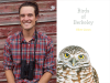 Oliver James author photo and Birds of Berkeley cover image