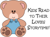 Teddy Bear storytime event banner