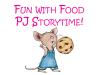 PJ Storytime banner