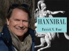 Patrick Hunt author photo and Hannibal cover image