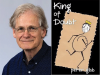 Peter Gibb author photo and King of Doubt cover image