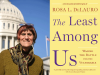 Rep Rosa L DeLauro photo and The Least Among Us cover image