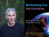 Richard Grossinger author photo and Bottoming Out the Universe cover image