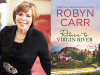 Robyn Carr author photo and Return to Virgin River cover image