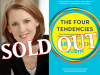 Gretchen Rubin author photo and The Four Tendencies cover image