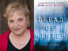Susan Bickford author photo and Dread of Winter cover image