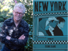 Terence Clarke author photo and New York cover image