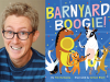 Tim McCanna author photo and cover image for Barnyard Boogie