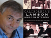 Tom Zaniello author photo and California's Lamson Murder Mystery cover image