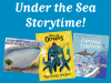 Under the Sea storytime event banner