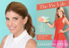 Samantha Ettus author photo and The Pie Life cover image