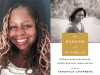 Veronica Chambers author photo and The Meaning of Michelle cover image