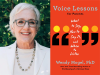 Wendy Mogel author photo Voice Lessons cover image