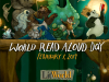 World Read Aloud Day poster